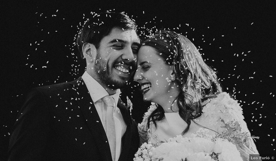 El casamiento de Agustín y Mariana en Villa Nueva de Guaymallén, Mendoza