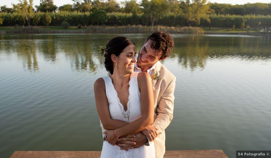 El casamiento de Sebas y Sofi en Pilar, Buenos Aires