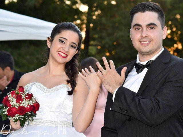 El casamiento de Katherine y Tomás