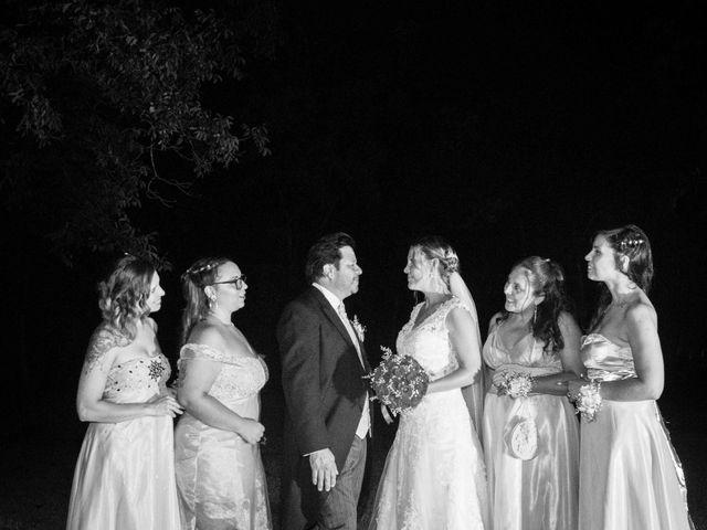 El casamiento de Lorena y Juan