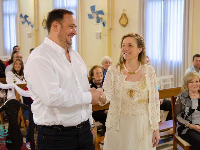 El casamiento de Martín y Betiana en San Genaro, Santa Fe 4