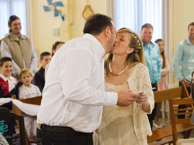 El casamiento de Martín y Betiana en San Genaro, Santa Fe 6