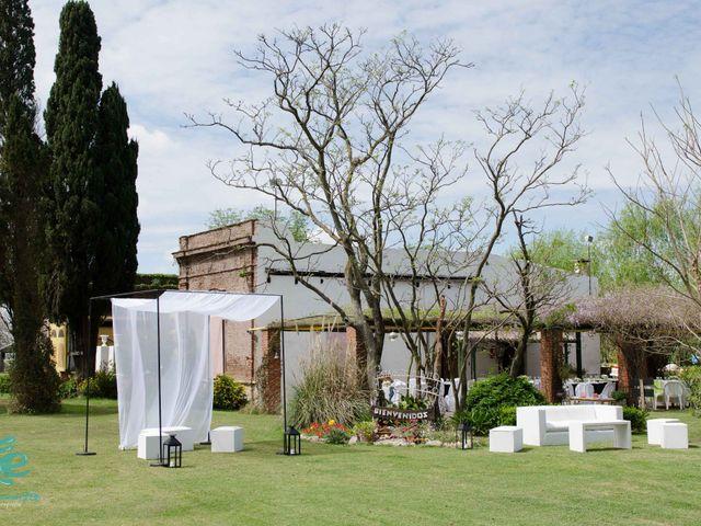 El casamiento de Martín y Betiana en San Genaro, Santa Fe 9