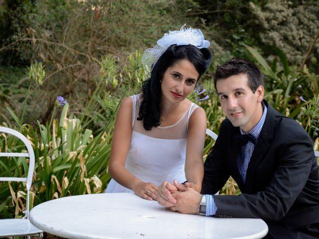 El casamiento de Ivonne y Lucas