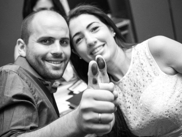 El casamiento de Vir y Maxi