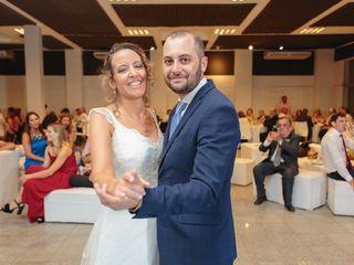 El casamiento de Gabriela  y Nicolás