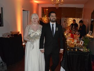El casamiento de Carla  y Nicolás  3