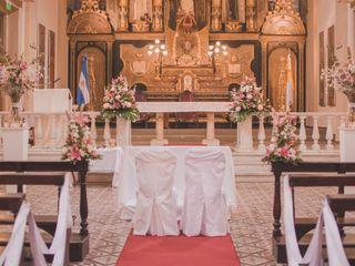 El casamiento de Alejandra y Óscar 2