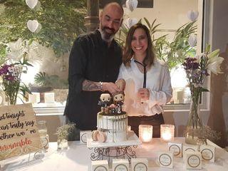 El casamiento de Silvina y Hernán