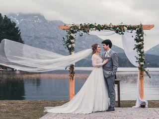 El casamiento de Elizandra y Gustavo