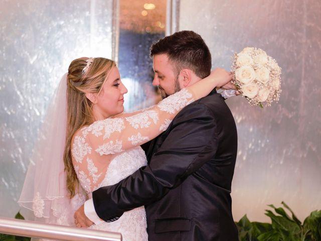 El casamiento de Alejandra y Óscar