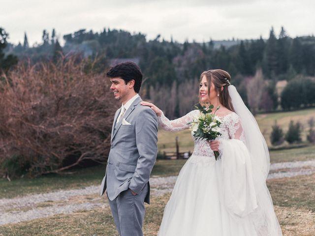 El casamiento de Gustavo y Elizandra en San Carlos de Bariloche, Río Negro 10