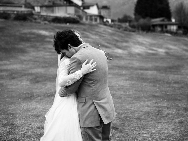 El casamiento de Gustavo y Elizandra en San Carlos de Bariloche, Río Negro 11