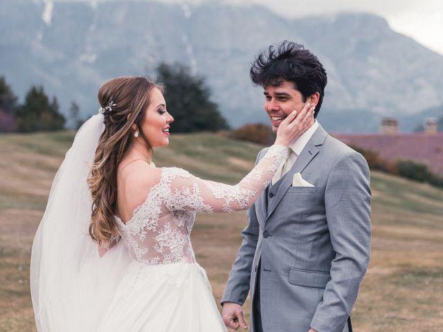 El casamiento de Gustavo y Elizandra en San Carlos de Bariloche, Río Negro 12