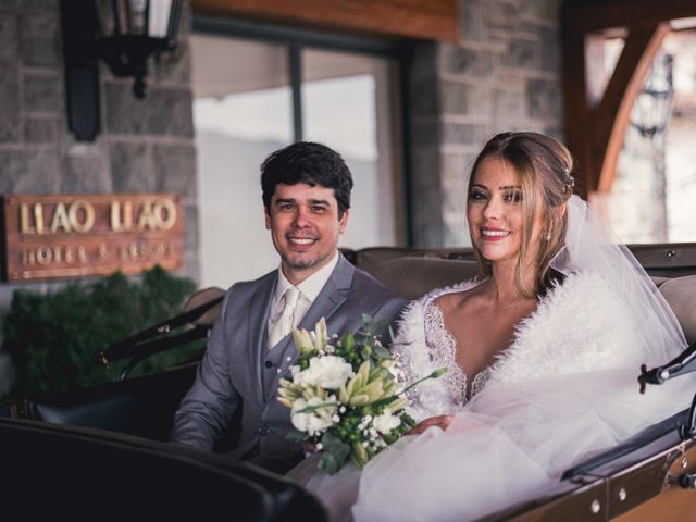 El casamiento de Gustavo y Elizandra en San Carlos de Bariloche, Río Negro 13
