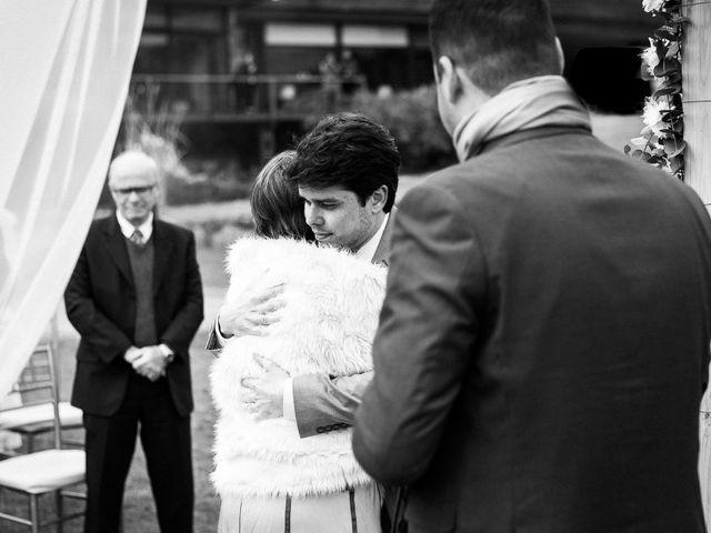 El casamiento de Gustavo y Elizandra en San Carlos de Bariloche, Río Negro 15
