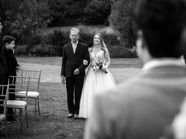 El casamiento de Gustavo y Elizandra en San Carlos de Bariloche, Río Negro 16