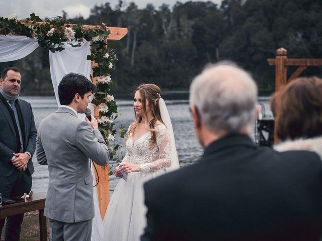 El casamiento de Gustavo y Elizandra en San Carlos de Bariloche, Río Negro 19