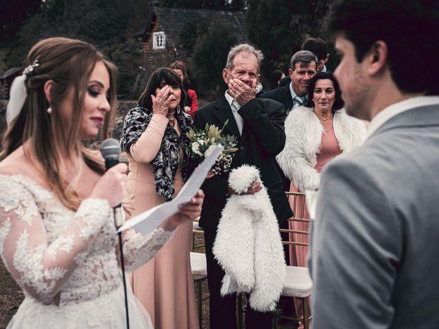 El casamiento de Gustavo y Elizandra en San Carlos de Bariloche, Río Negro 20