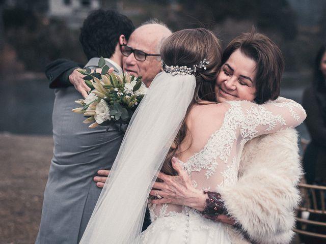 El casamiento de Gustavo y Elizandra en San Carlos de Bariloche, Río Negro 22