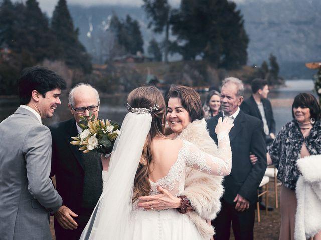 El casamiento de Gustavo y Elizandra en San Carlos de Bariloche, Río Negro 23
