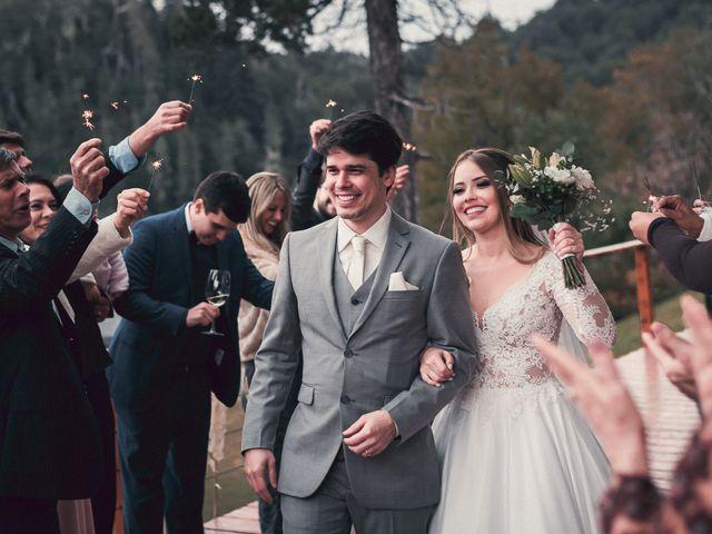 El casamiento de Gustavo y Elizandra en San Carlos de Bariloche, Río Negro 21