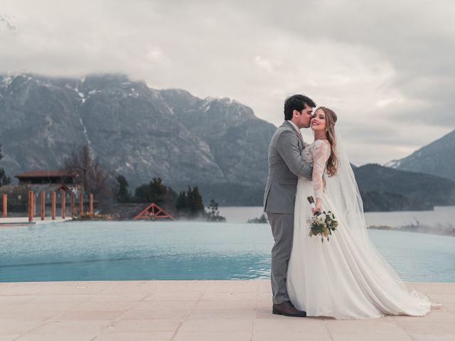 El casamiento de Gustavo y Elizandra en San Carlos de Bariloche, Río Negro 25