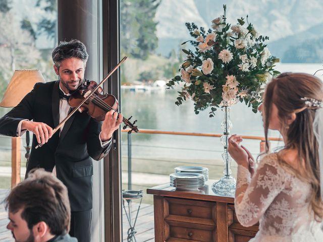 El casamiento de Gustavo y Elizandra en San Carlos de Bariloche, Río Negro 26