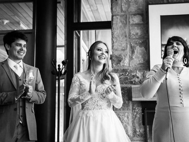 El casamiento de Gustavo y Elizandra en San Carlos de Bariloche, Río Negro 31
