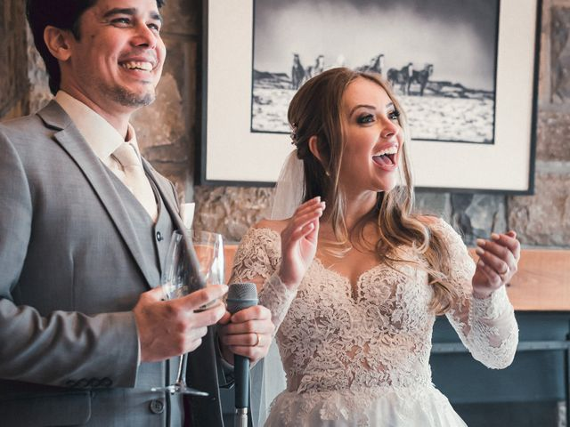 El casamiento de Gustavo y Elizandra en San Carlos de Bariloche, Río Negro 32
