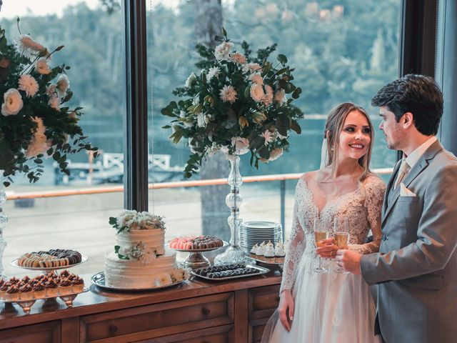 El casamiento de Gustavo y Elizandra en San Carlos de Bariloche, Río Negro 34