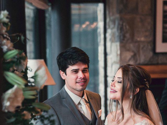 El casamiento de Gustavo y Elizandra en San Carlos de Bariloche, Río Negro 1