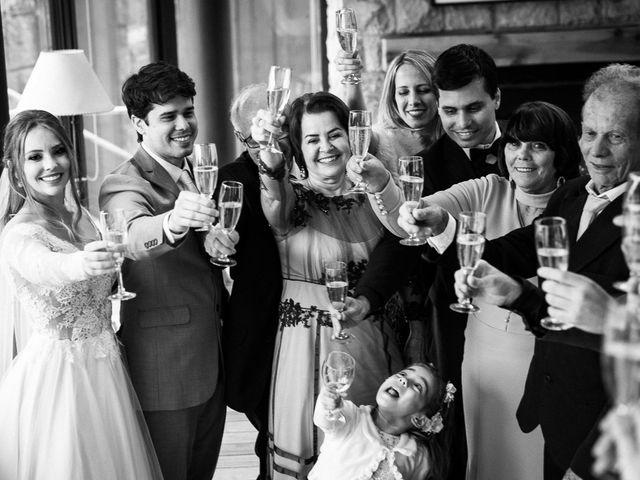 El casamiento de Gustavo y Elizandra en San Carlos de Bariloche, Río Negro 35