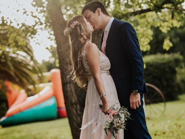 El casamiento de Pauli y Federico