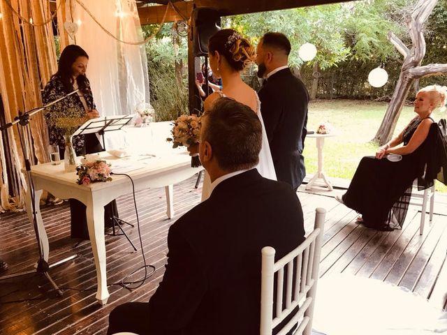 El casamiento de Marina  y Dari