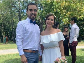 El casamiento de Cami  y Nico  3