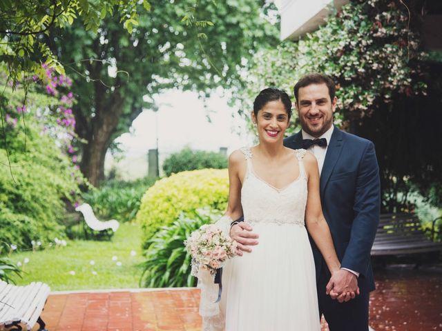 El casamiento de Flor y Berti
