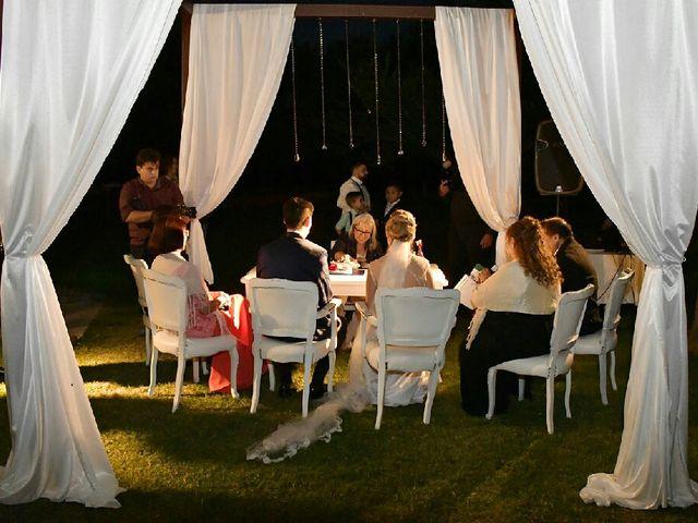El casamiento de Hernán y Jimena en Malagueño, Córdoba 1