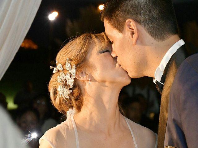 El casamiento de Hernán y Jimena en Malagueño, Córdoba 2