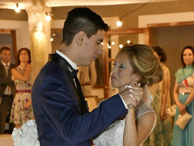 El casamiento de Hernán y Jimena en Malagueño, Córdoba 4