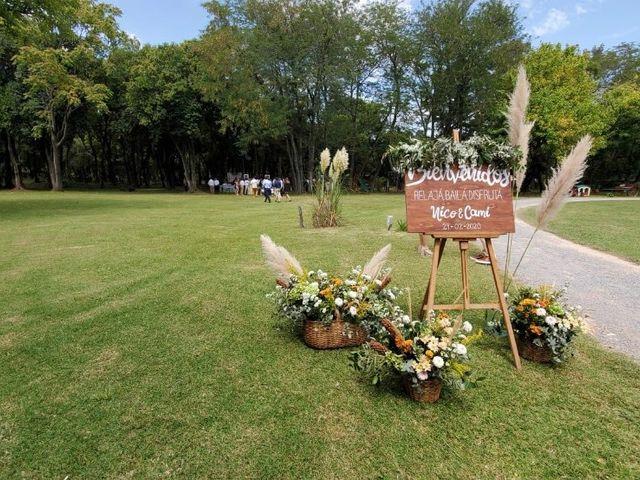 El casamiento de Nico  y Cami  en Marcos Paz, Buenos Aires 2