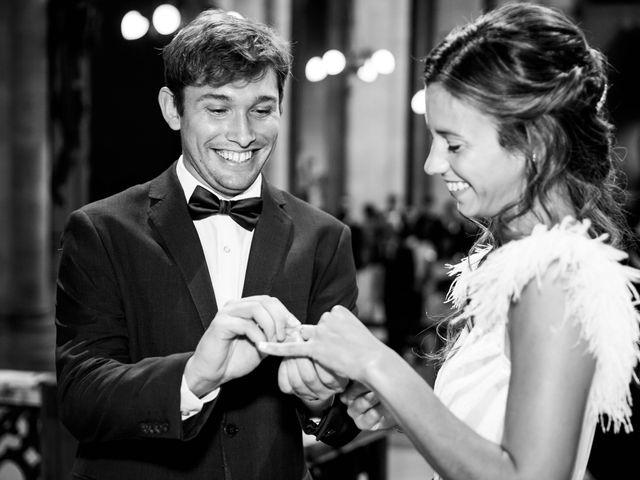 El casamiento de Jorgelina y Juan