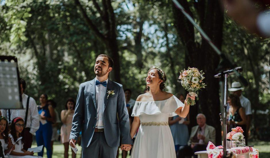 El casamiento de Nico  y Cami  en Marcos Paz, Buenos Aires