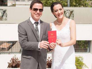 El casamiento de Camila y Flavio