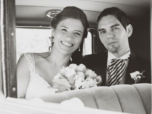 El casamiento de Alexis y Veronica