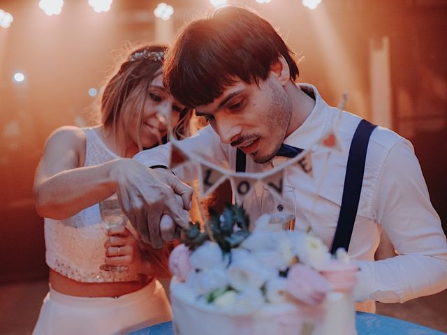 El casamiento de Virginia y Paul