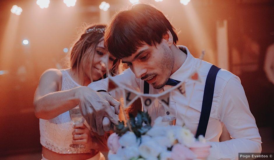 El casamiento de Paul y Virginia en Olivos, Buenos Aires