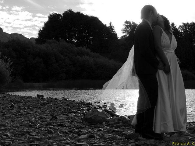 El casamiento de Natalia y Dean en San Carlos de Bariloche, Río Negro 2