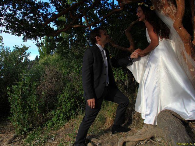 El casamiento de Natalia y Dean en San Carlos de Bariloche, Río Negro 10
