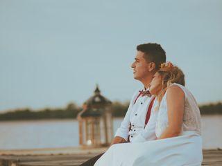El casamiento de Stefi y Bastián 3